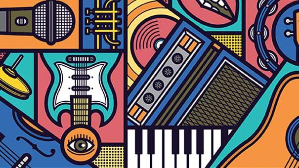 Fête de la musique à Nivelles