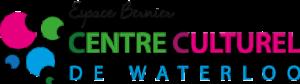 Logo du Centre culturel de Waterloo