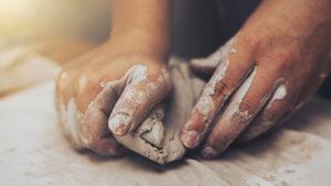 Atelier créatif porcelaine
