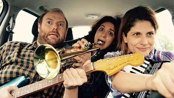 La famille handeldron - Fête de la musique Nivelles