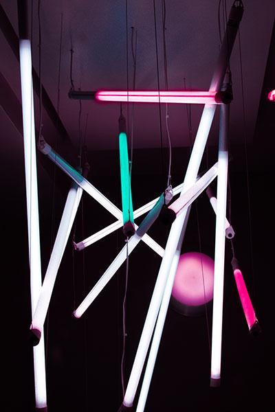 Plusart plateforme d'art contemporain en Brabant wallon