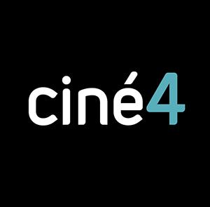 Logo Ciné4 Nivelles