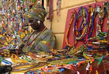 Sénégale, du nord au sud