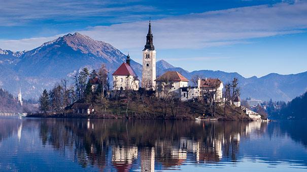 Slovénie, au carrefour des mondes