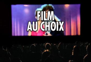 film au choix