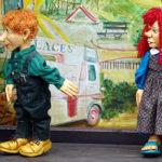 La porte du Diable - Les royales marionnettes