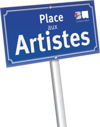 Logo Place aux artistes