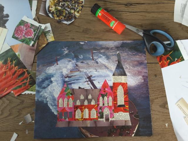 Défi créatif de l'été : Pierre, papier, ciseaux