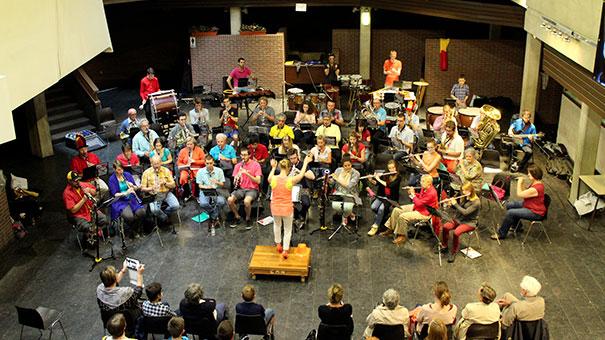 Corps Musical Nivellois - Fête de la Musique à Nivelles