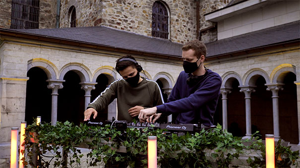 Dubsiders, DJ nivellois