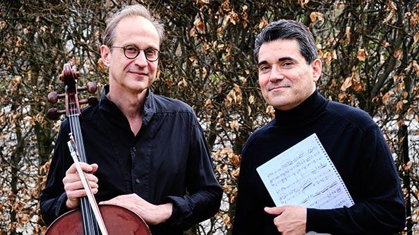 Concert classique violoncelle et piano
