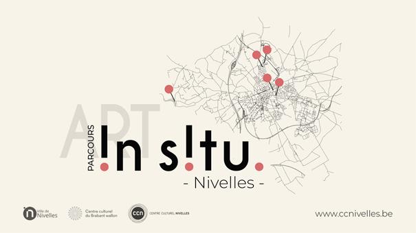 Parcours d'art In Situ à Nivelles