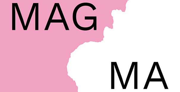 Logo de Magma - Triennale d'art contemporain, à Ottignies-Louvain-la-Neuve