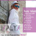 Ysalys (françoise norroy) en concert