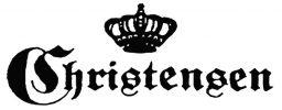 CHRISTENSEN tavern logo copie
